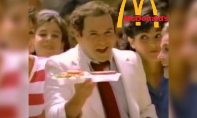 McDonalds McDLT Commercial Jason Alexander
