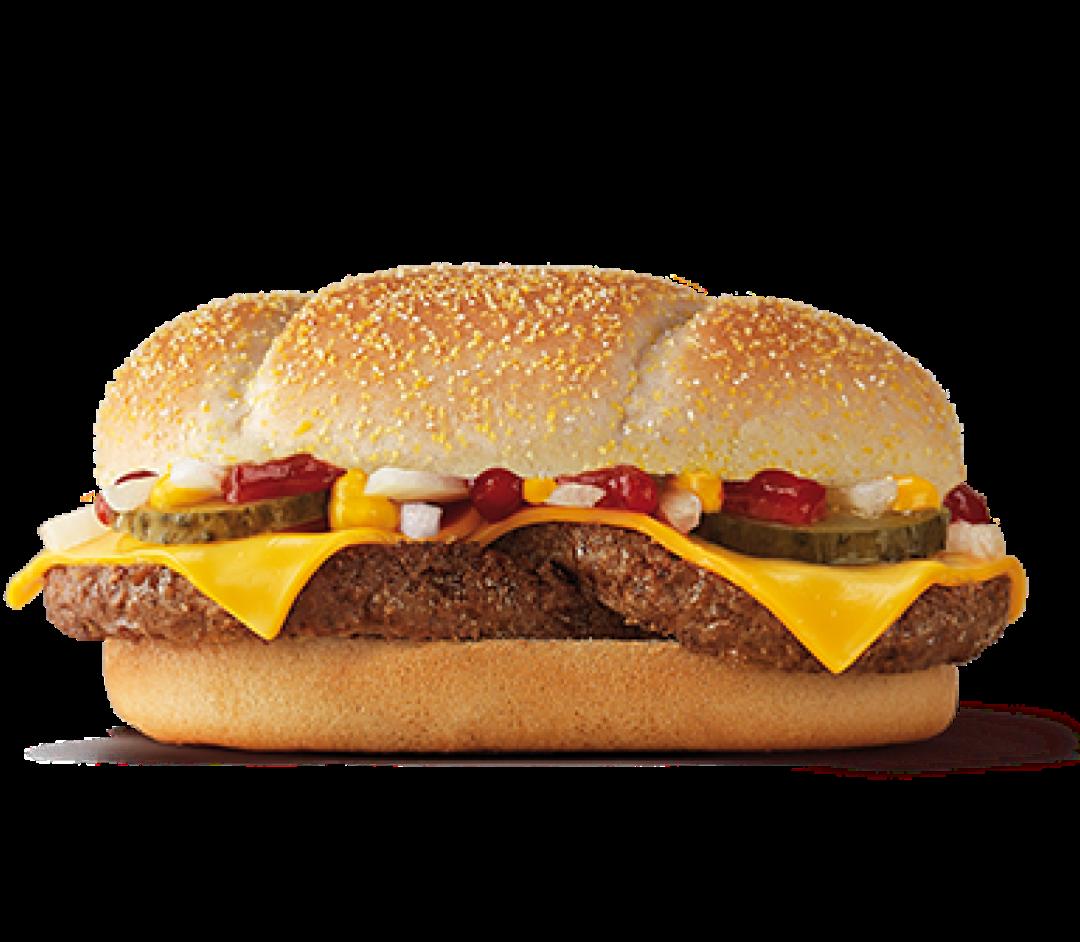 Big Double Creamy sandwich