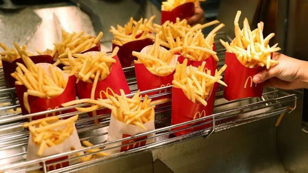 Top 10 Untold Truths About McDonald's French Fries