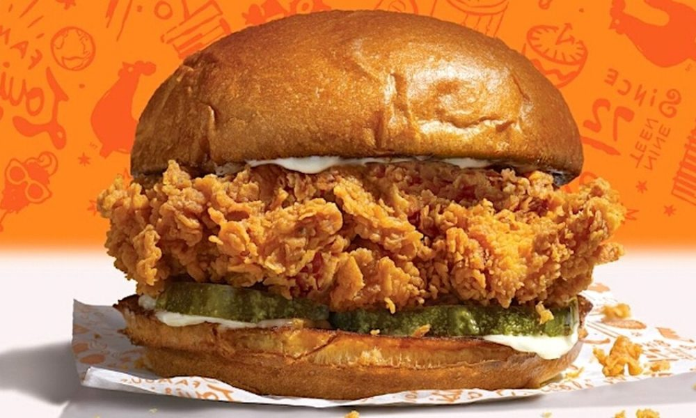 10 All New Fast-Food Chicken Sandwiches (2021 Battle of the birds)