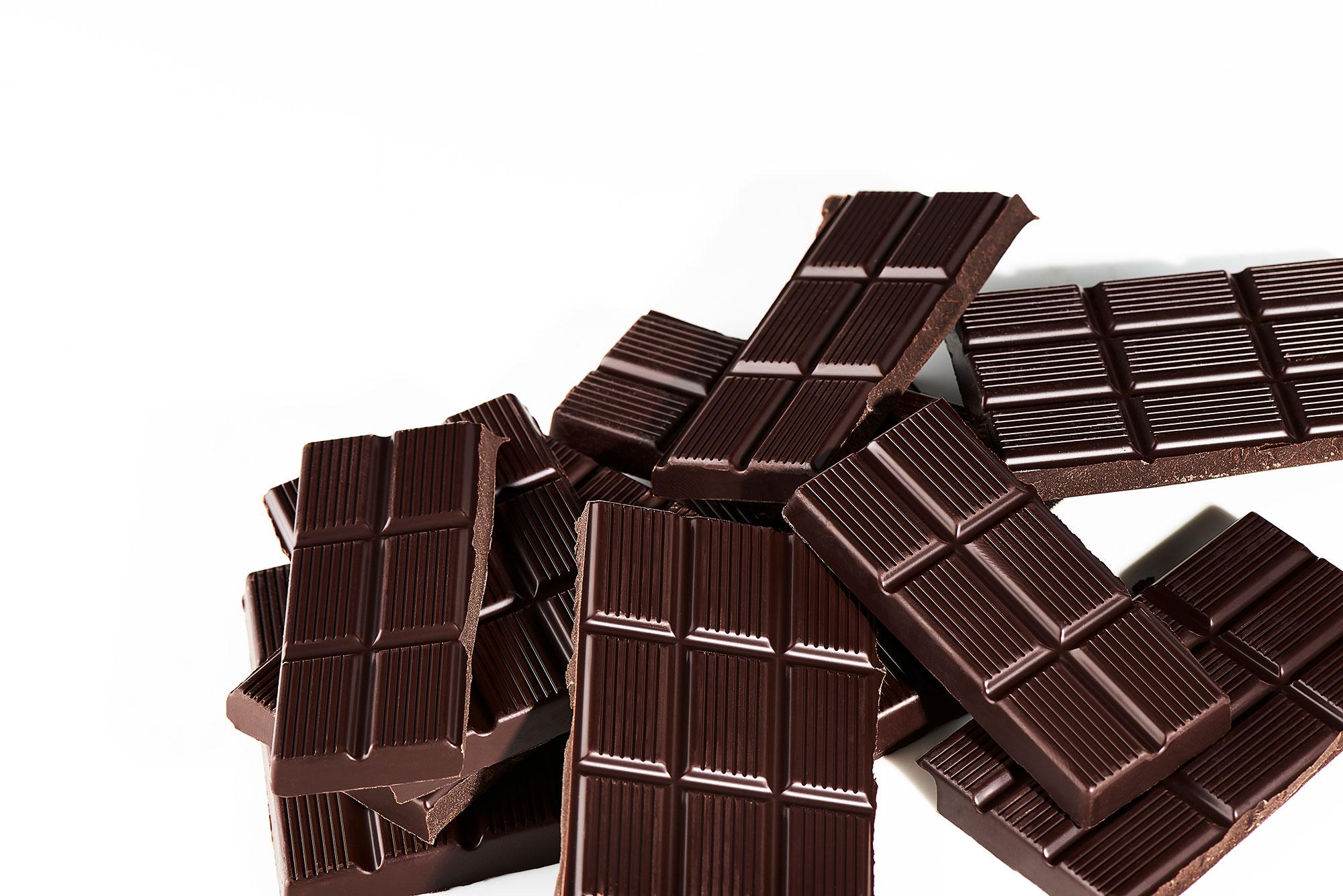 WEB CHOCOLATE BARS