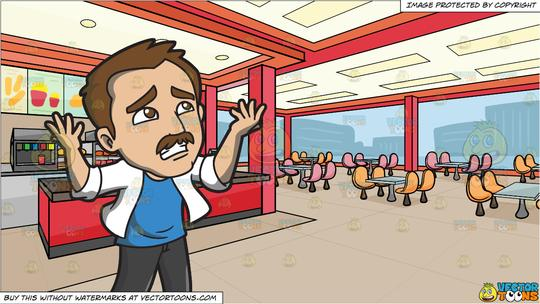 a-man-shrugging-in-frustration-and-inside-a-fast-food-chain-restaurant-background_540x