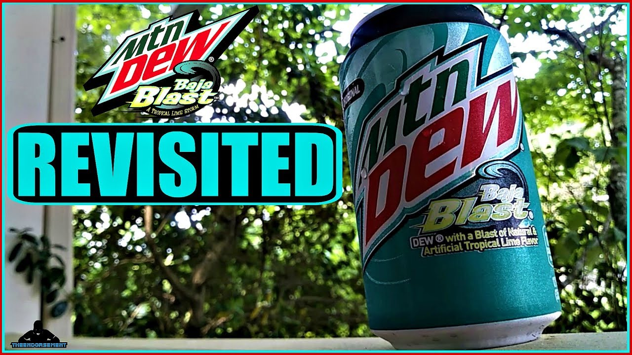 10 Discontinued Mountain Dew Flavors You Miss (Part 3)