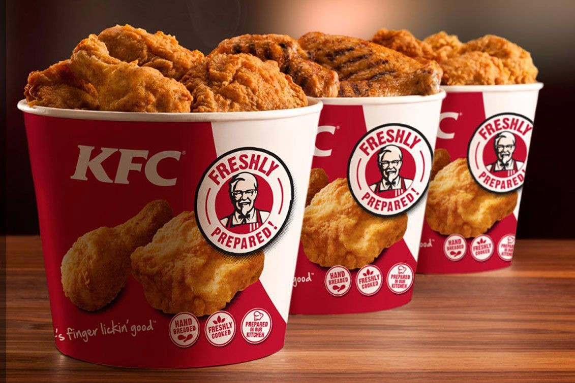 Top 10 KFC Foods You Probably Haven't Tried