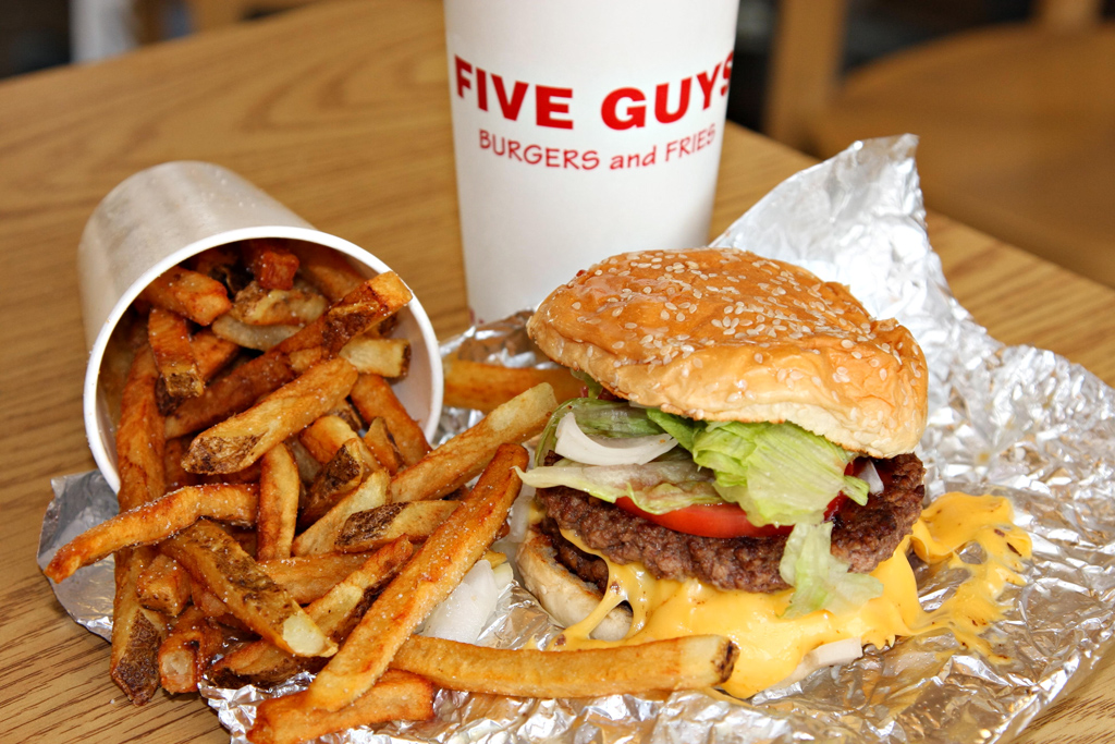Top 10 Fast Food Hamburgers Ranked From Worst to Best
