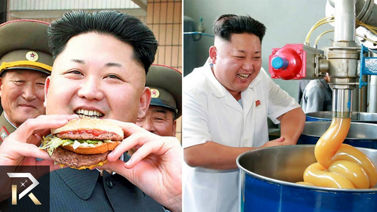 Top 15 Things That Kim Jong-Un Loves To Eat and Drink