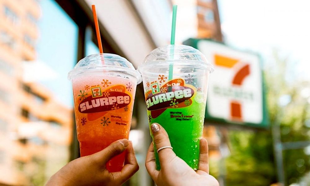 10 Slurpee Facts That Will Give You Brain Freeze