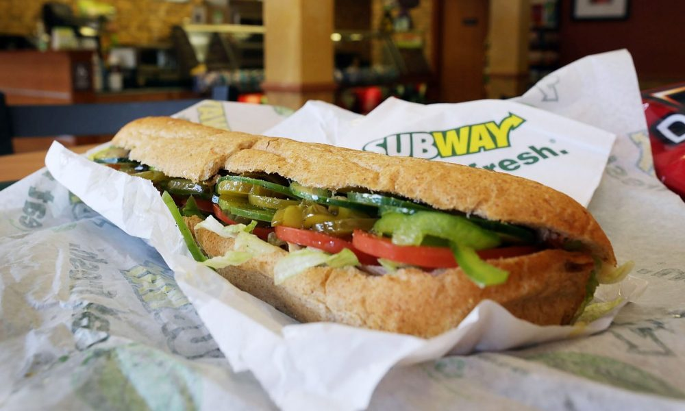 Top 10 Worst Fast Food Sandwiches In America