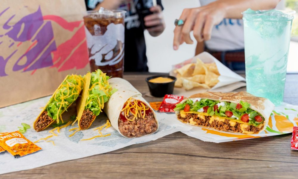 Top 10 Taco Bell Menu Items Ranked Worst to Best