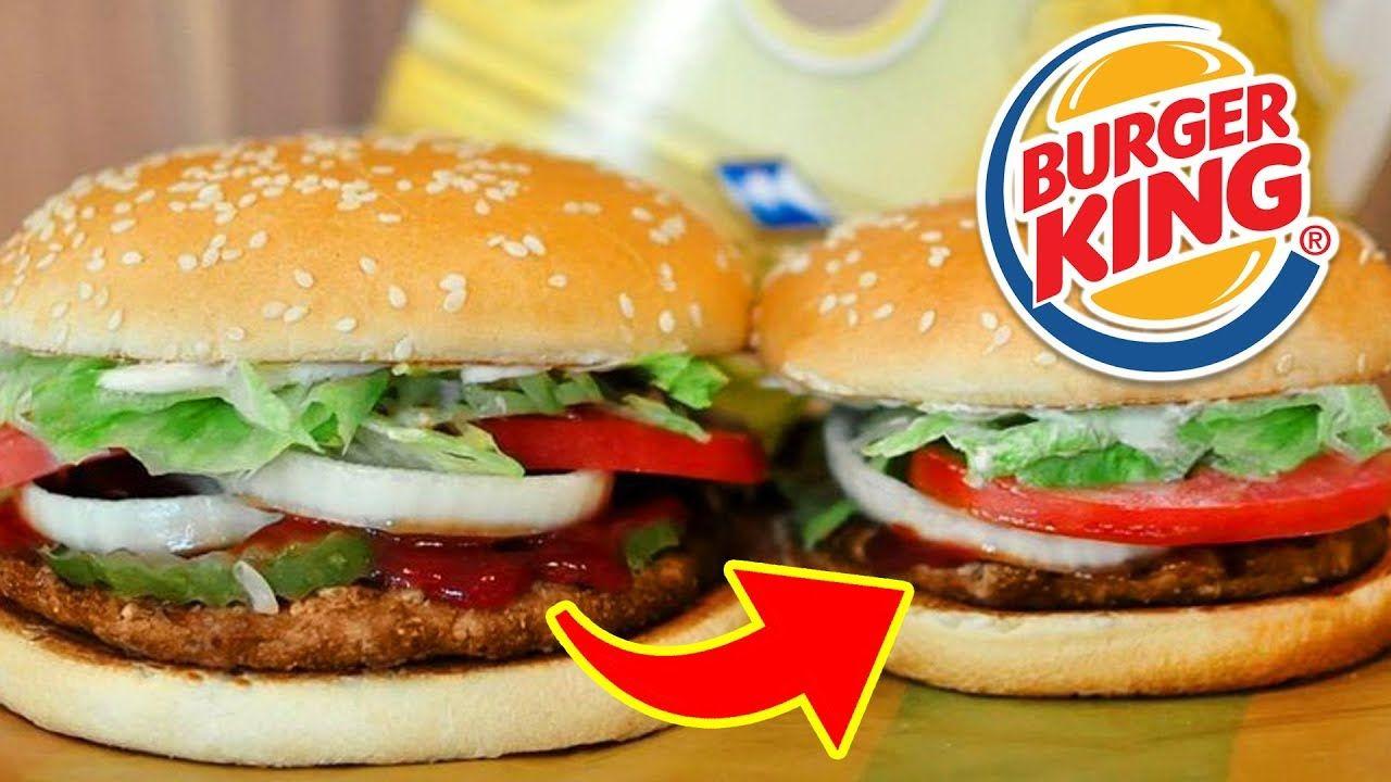 Burger King Discontinued 2020