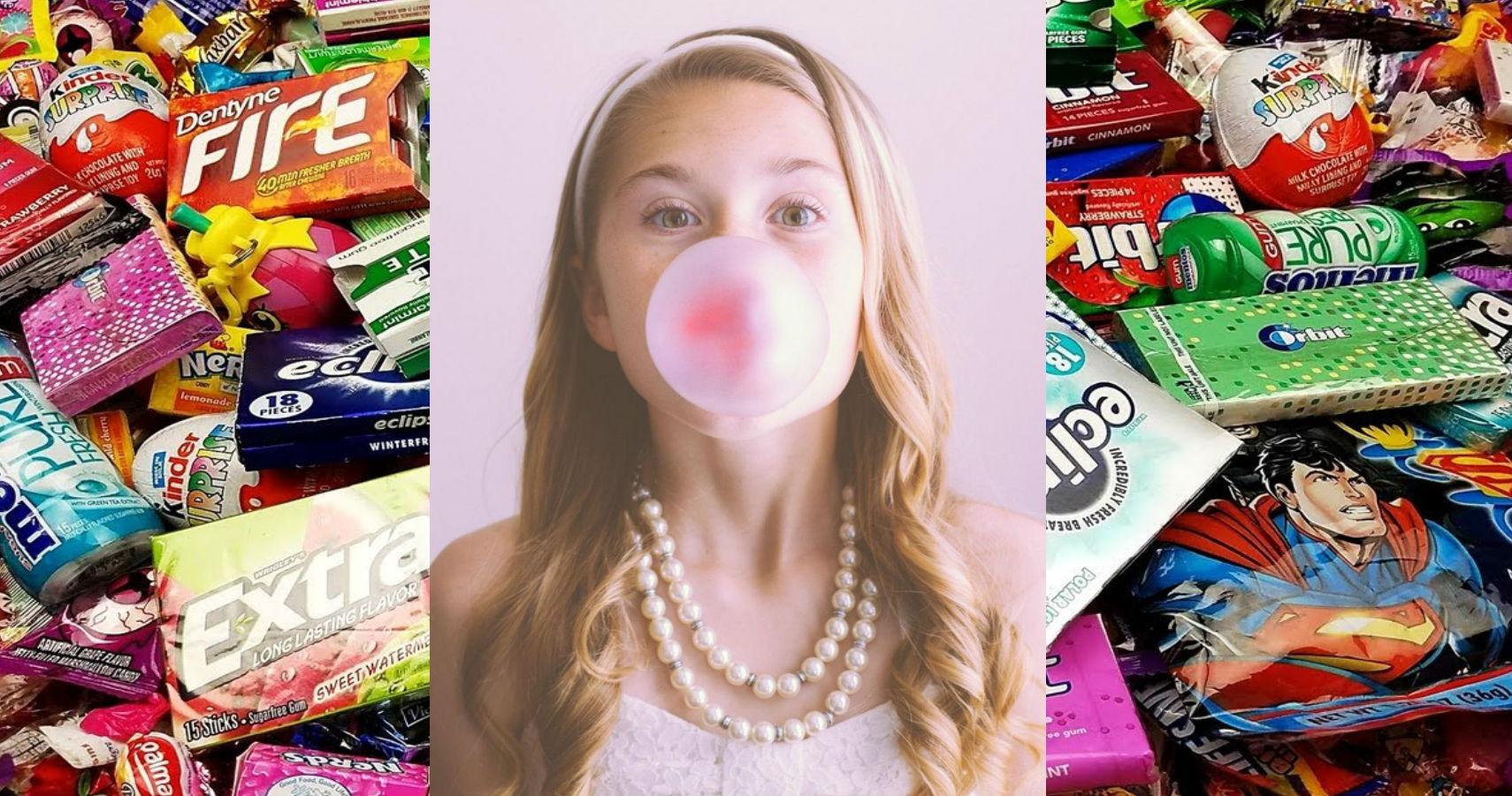 Different Gum Brands