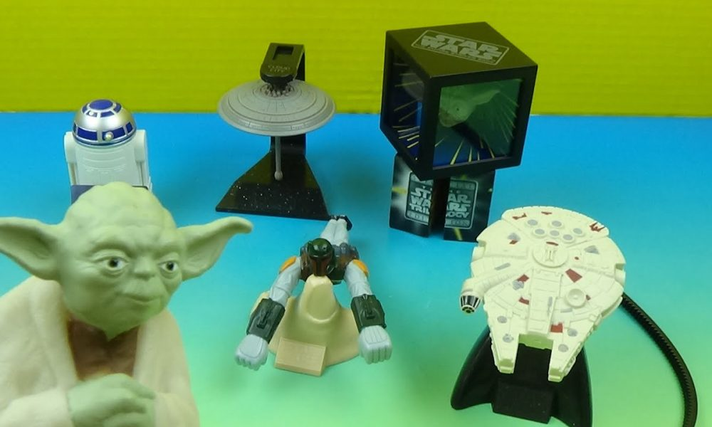 Top 10 Best Taco Bell Toys Ever