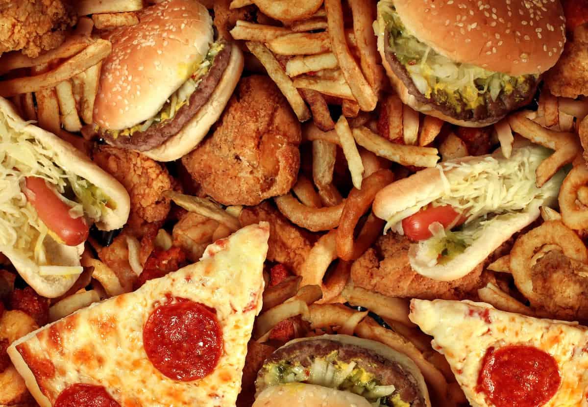 Reheating-Fast-Food
