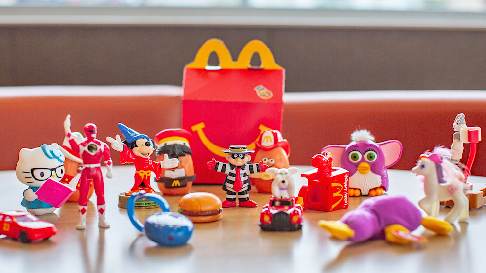 10 Happy Meal Toys That Are Now Worth Serious Money