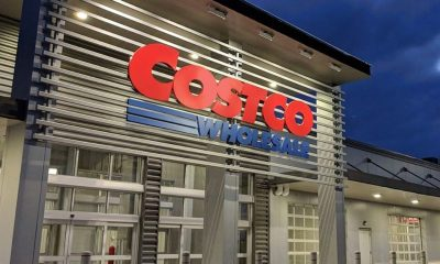 A Canadian Costco location