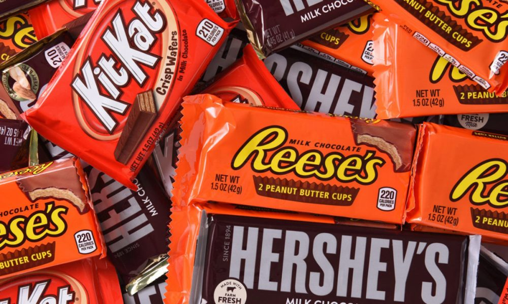 Top 10 Chocolate Candy Bars Ranked Worst To Best