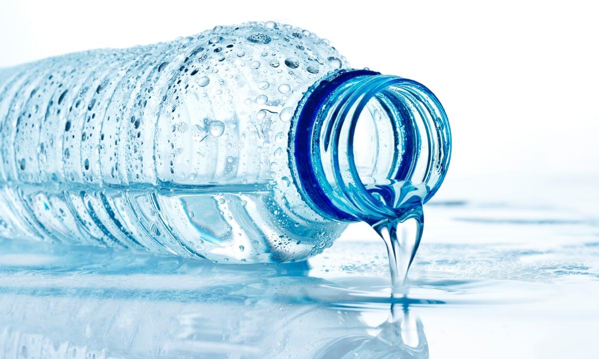 Water Bottle Spilling