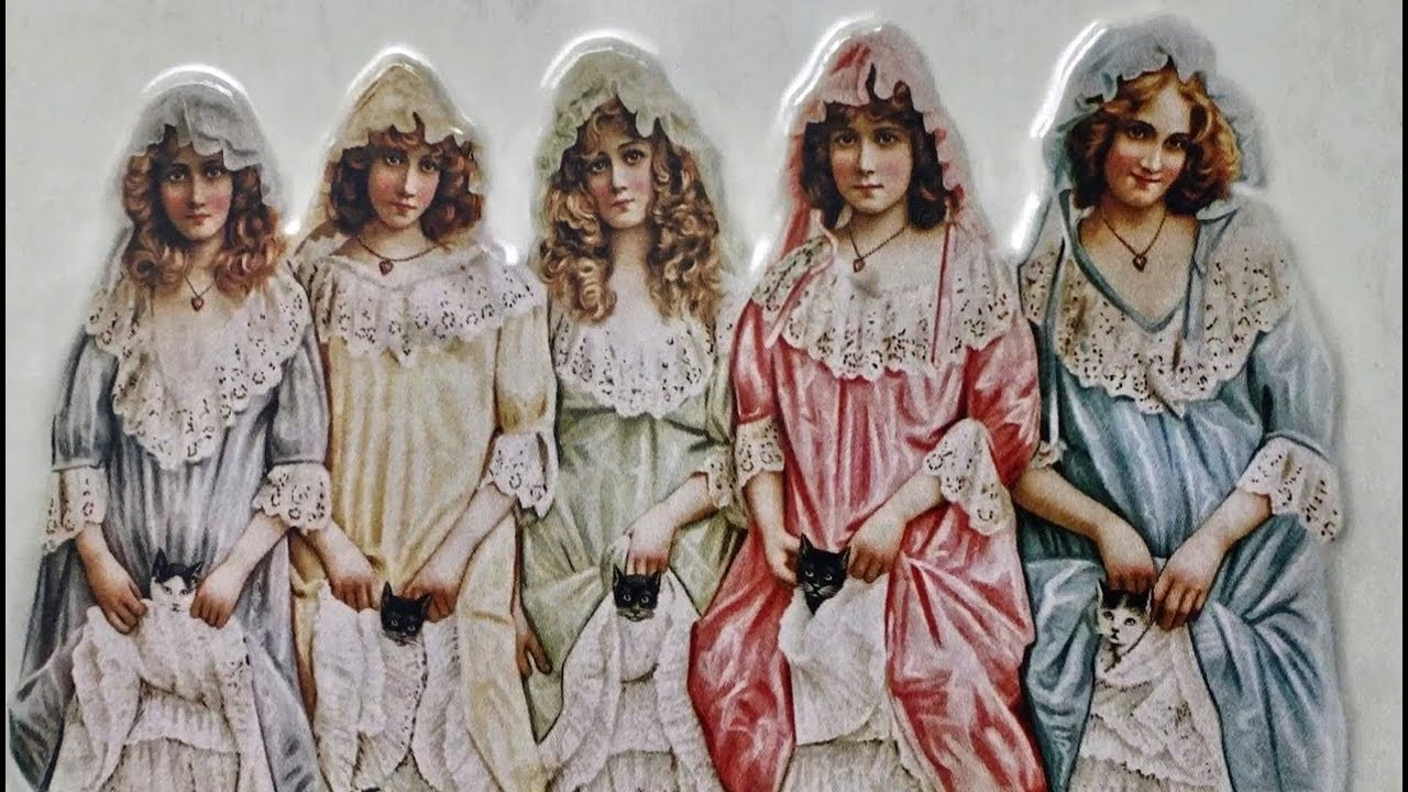 The women of Five Wives Vodka