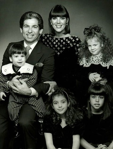 awkward xmas photos celebrities 25 kardashians again